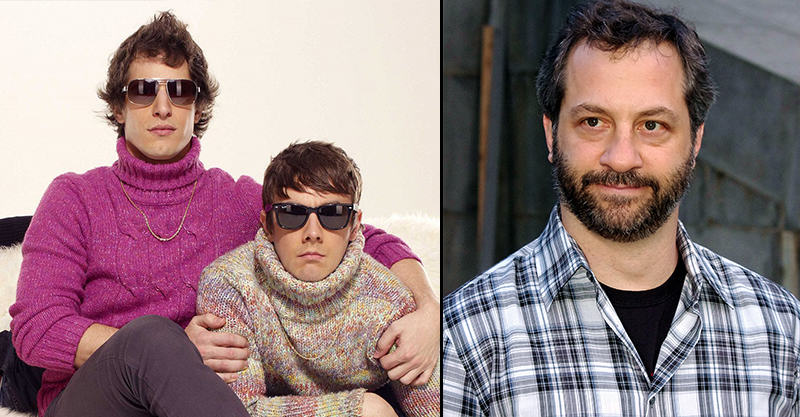 180 Judd Apatow And The Lonely Island Are Making A Film Together