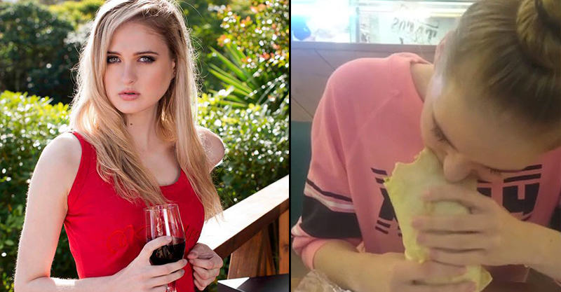 194 Miss New Zealand Eats A Two Pound Burrito In Just Over 90 Seconds