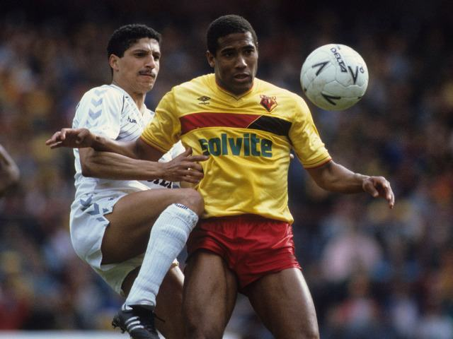 870411 barnes and hughton 4 3286 278898 Graham Taylor Denies Claims He Was Told Not To Pick Black Players As England Manager