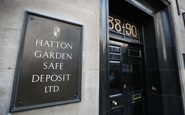 Hatton Garden safe 3258803b Seven Suspects Arrested In Hatton Garden Heist