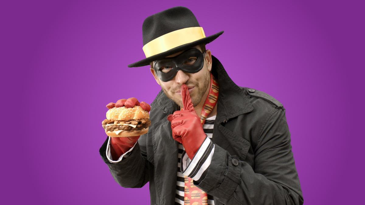 McDonalds Hamburglar Close Up Shot Two 1 McDonalds Have Brought Back The Hamburglar, For Some Reason
