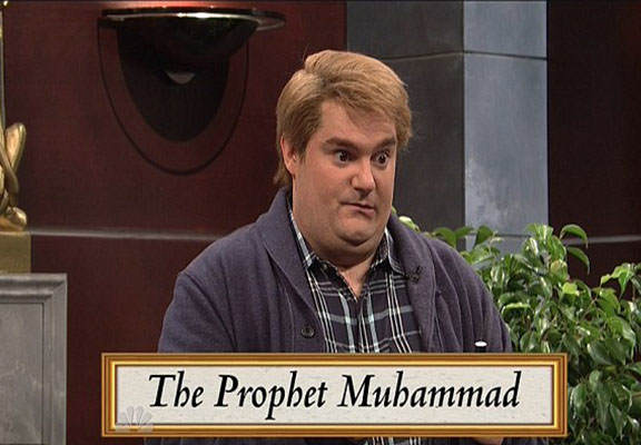 SNL Muhammed WEB Saturday Night Live Cast Is Asked To Draw The Prophet Muhammed