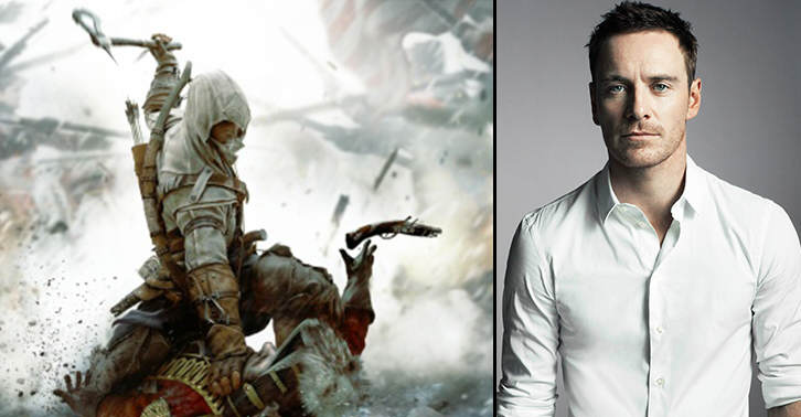 TN1 Assassins Creed Movie To Star Michael Fassbender Will Start Filming In September