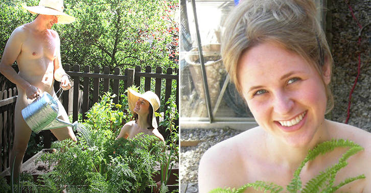 TN12 Today Is World Naked Gardening Day!