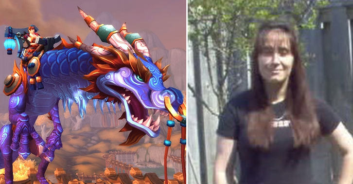 TN123 This Woman Swapped Sex For A World Of Warcraft Item