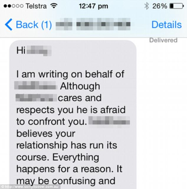 app You Can Now Pay A Company To Break Up With Your Partner For You