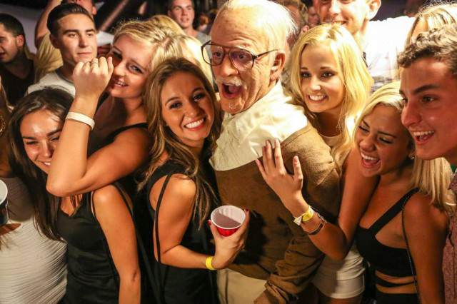 bad grandpa 640x426 Old Man Kicked Out Of Nursing Home For Hiding Prostitute Under His Bed