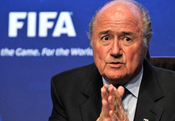 blatter fifa WEB Sepp Blatter Says U.S Authorities And British Press Want Him Out Of Power