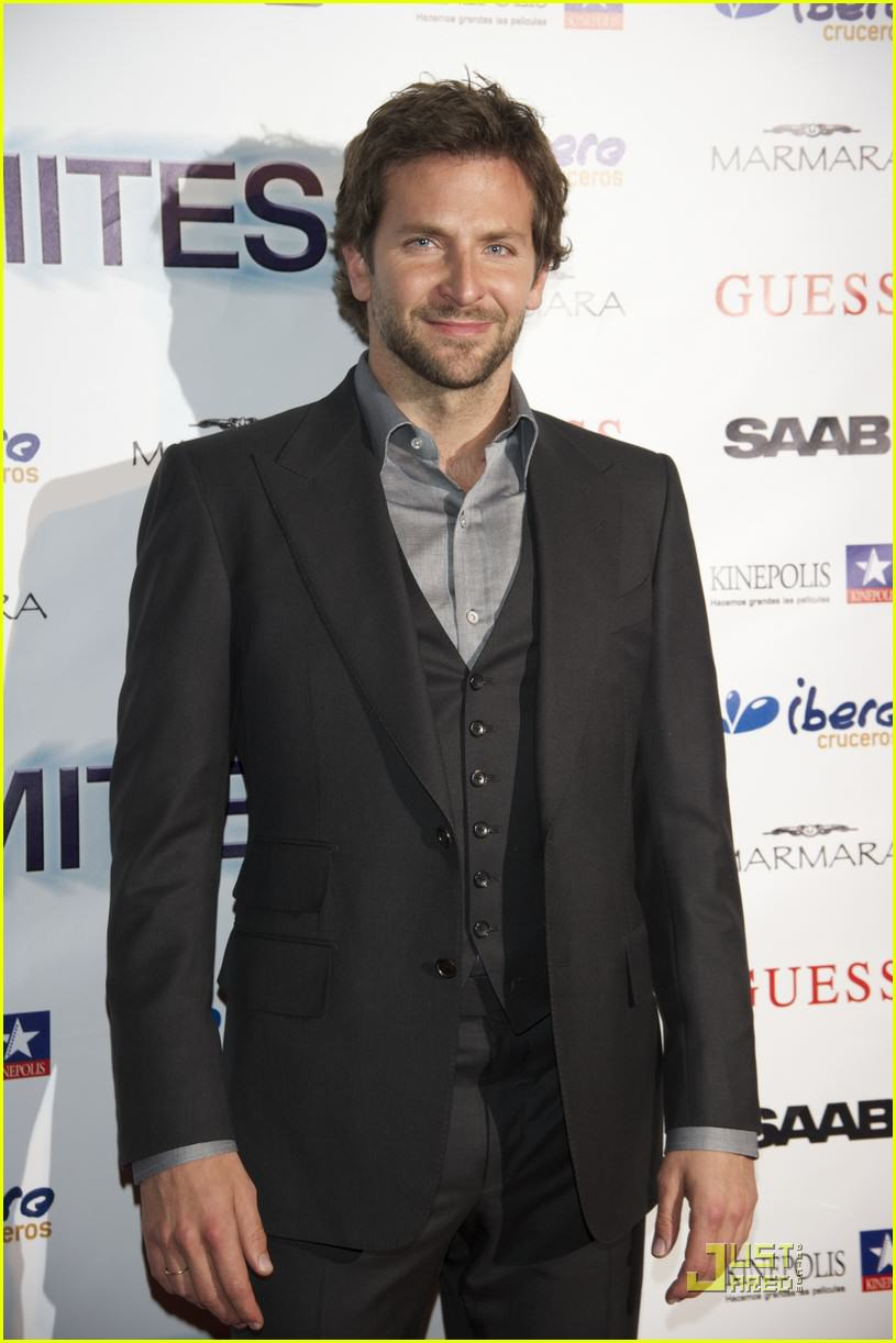 cooper1 Bradley Cooper Will Star In TV Show Version Of His Film Limitless