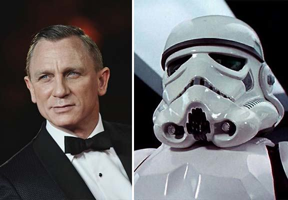 daniel craig star wars WEB Daniel Craig To Cameo As A Stormtrooper In Star Wars: The Force Awakens