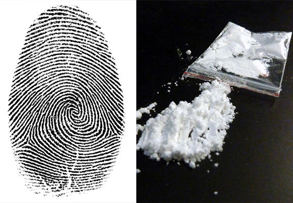 fingerprint cocaine WEB Drug Testing May Soon Change As Scientists Say Fingerprints Can Reveal Cocaine Use