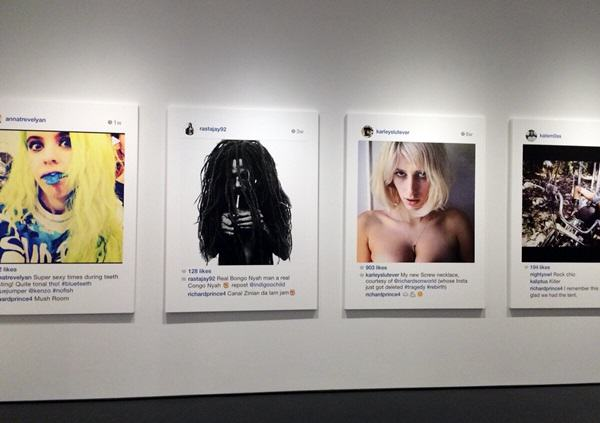 instagram art 2 This Artist Sold Other Peoples Instagram Photos For Nearly $100,000 At Art Show