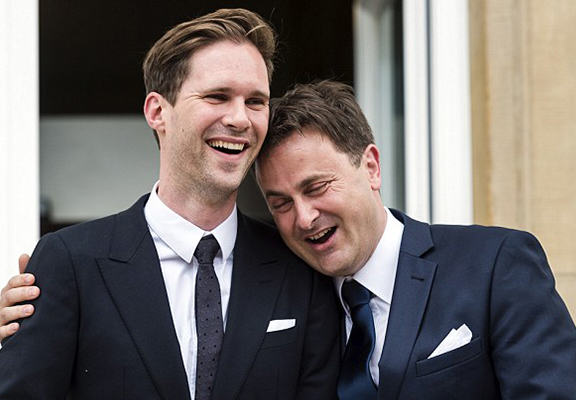 luxembourg pm WEB 1 Luxembourg Prime Minister Marries Male Partner One Year After Nation Approves Same Sex Marriage