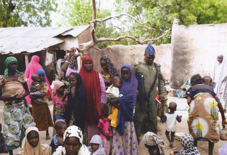 nigeria boko haram atrocities 214 Out Of 234 Females Rescued From Boko Haram Visibly Pregnant