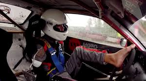 no arm Armless Polish Guy Is A Pro Drifter And Uses Just His Feet To Drive Car