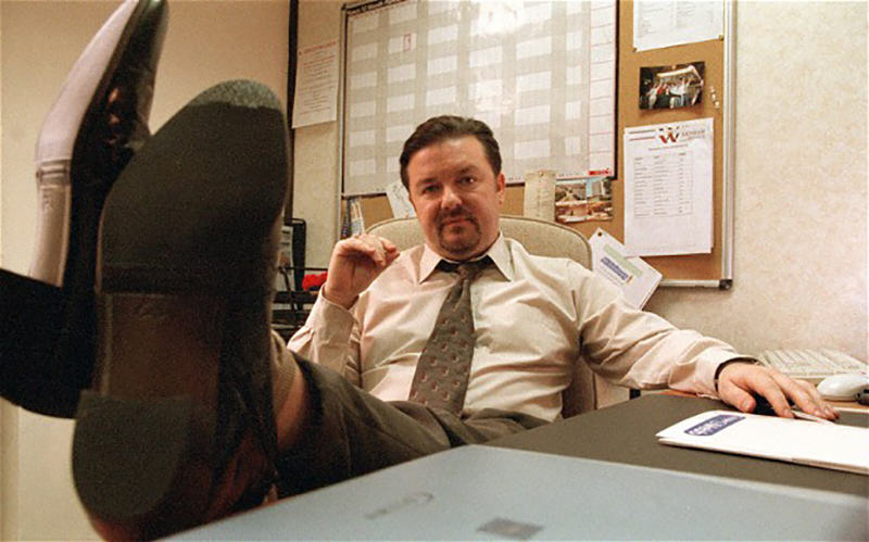 office 2209341b Ricky Gervais Secures Funding For The Office Film