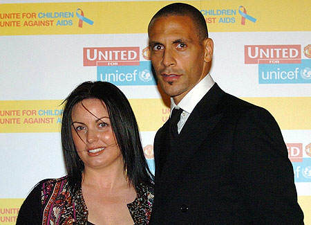 rebecca1 Rio Ferdinands Wife Passes Away After Short Cancer Battle