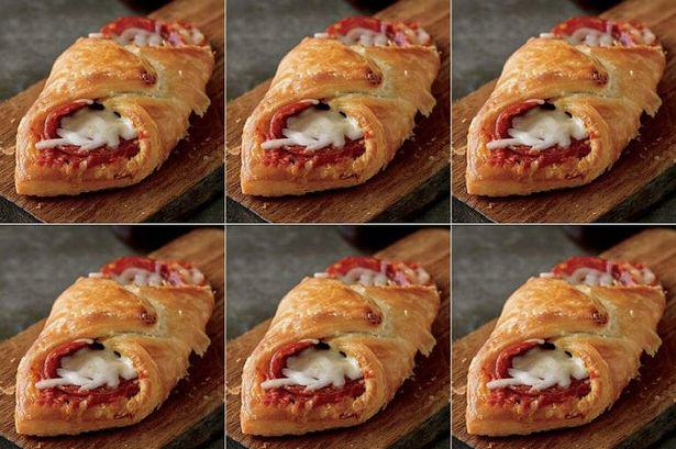 starbucks Starbucks Launch New Pizza Croissant, It Looks As Epic As It Sounds