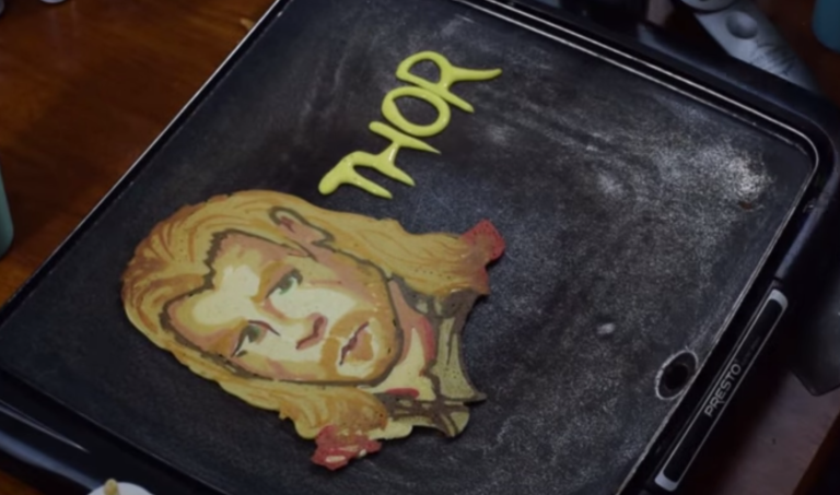 thor These Avengers Pancakes Are The Best Thing You Will See Today