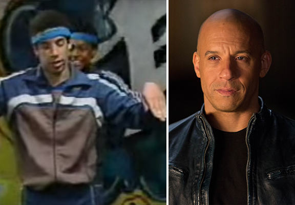 vin diesel WEB This 80s Throwback Video Of Vin Diesel Breakdancing Is Everything