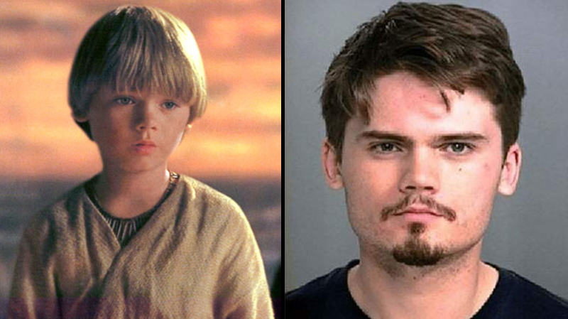 1108 Star Wars Anakin Skywalker Arrested After High Speed Police Chase