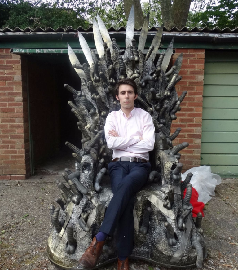 111111222 You Can Now Get The Game Of Thrones Dildo Chair On eBay