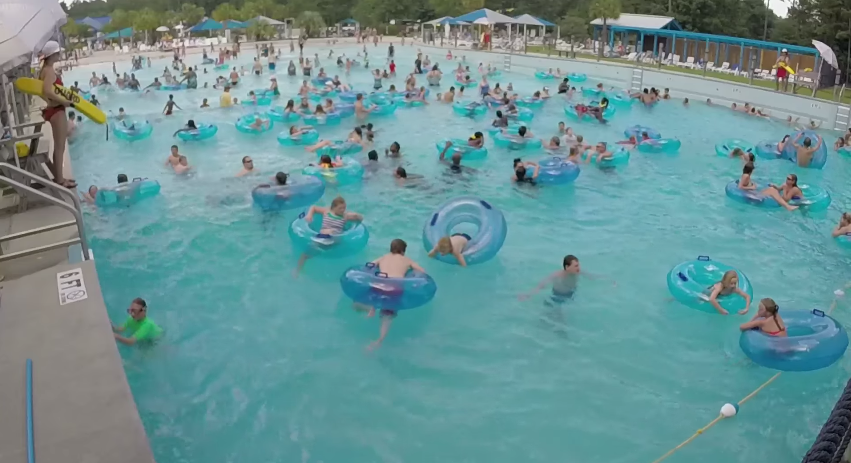 13 How Quickly Did YOU Spot The Child Drowning In This Video?