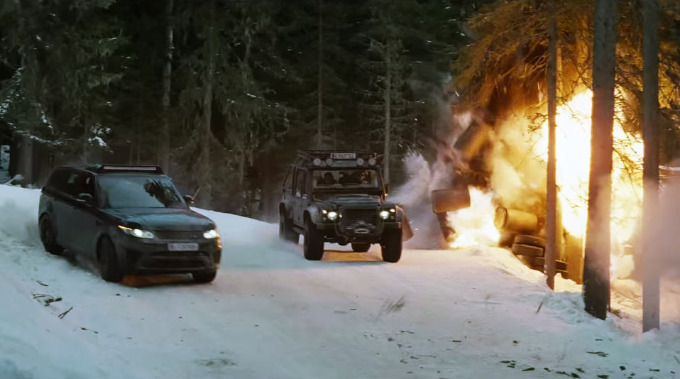 139 New Trailer For James Bond Spectre Is As Explosive As Ever