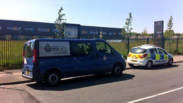 Bradford 14 Year Old On The Run After Stabbing His Teacher 83559785 schoolstab
