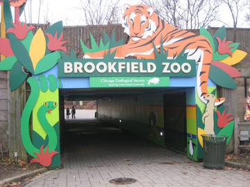 Brookfield Zoo 1 Zoo Employee Sacked Over Facebook Post About Rude White People