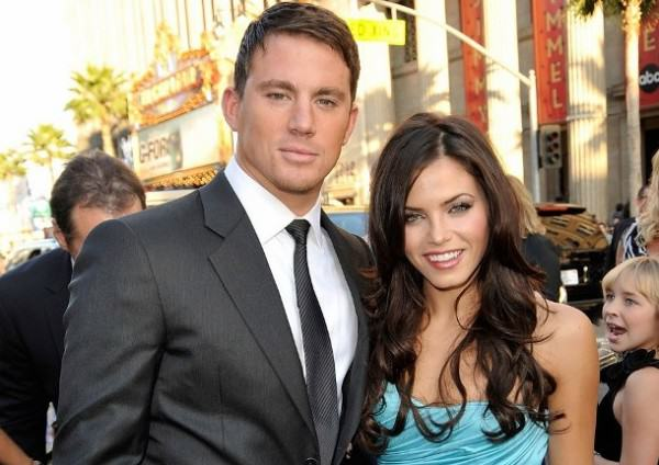 Channing and Jenna Channing Tatum Says Game Of Thrones Khaleesi Wants Threesome With Him And Wife