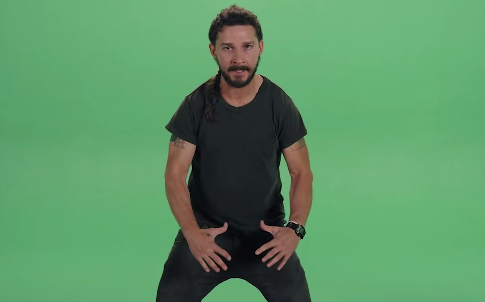 Screen Shot 2015 06 01 at 10.00.19 Shia LaBeoufs Motivational Speech Is The Worst/Best Thing Youll See Today