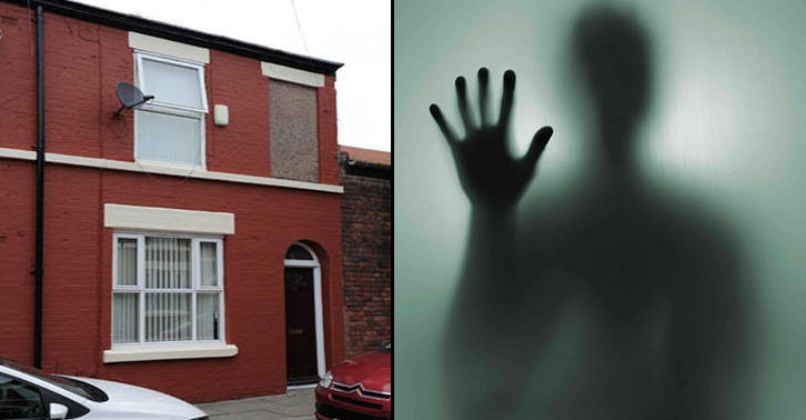 An Estate Agent Is Advertising This House   Including The Ghost That Lives There TN173