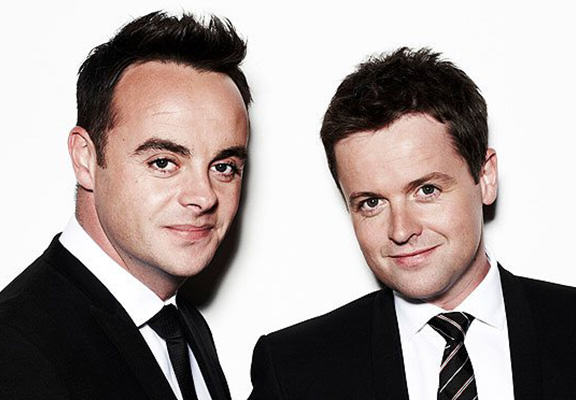 ant and dec WEB ITV Bosses Pay Ant And Dec Over £23,000 A Day