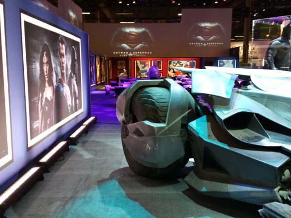 A Closer Look At The All New Batmobile From Batman Vs Superman batmobile 3