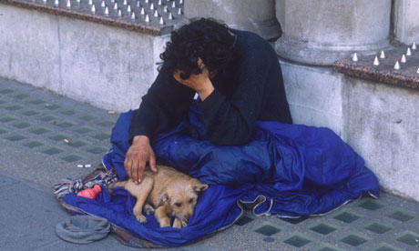 beggar 007 Homeless People To Pay Fines Of Up To £1,000 For Sleeping Rough