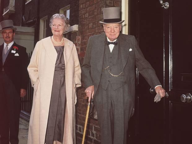 churchill Winston Churchill Was Not Gay, Rated Women Out Of 1,000 At Parties