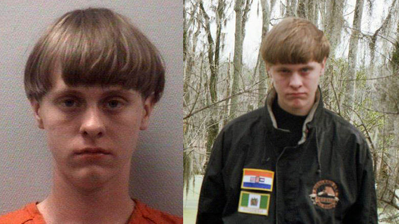dylann roof 1 Charleston Shooter Dylann Roofs Shocking Online Manifesto Has Emerged