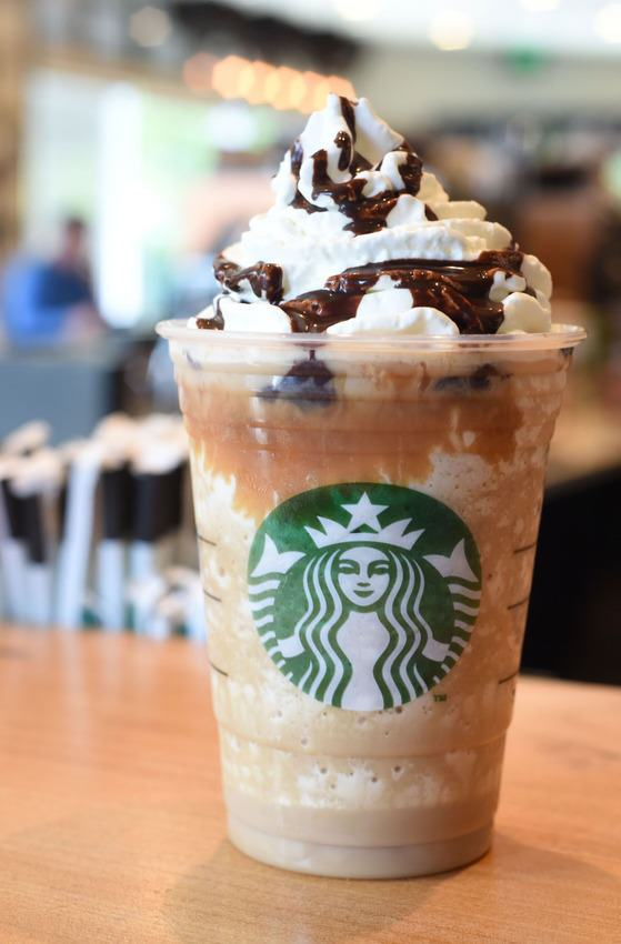 ee Starbucks Are Introducing SIX New Frappuccino Flavours For Their Anniversary