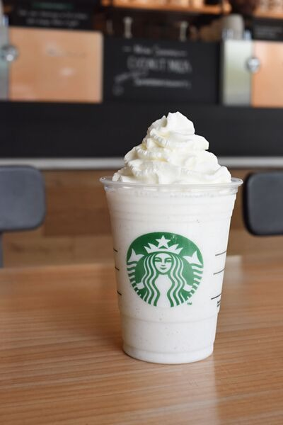 ee5 Starbucks Are Introducing SIX New Frappuccino Flavours For Their Anniversary