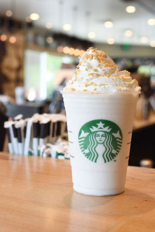 ee6 Starbucks Are Introducing SIX New Frappuccino Flavours For Their Anniversary