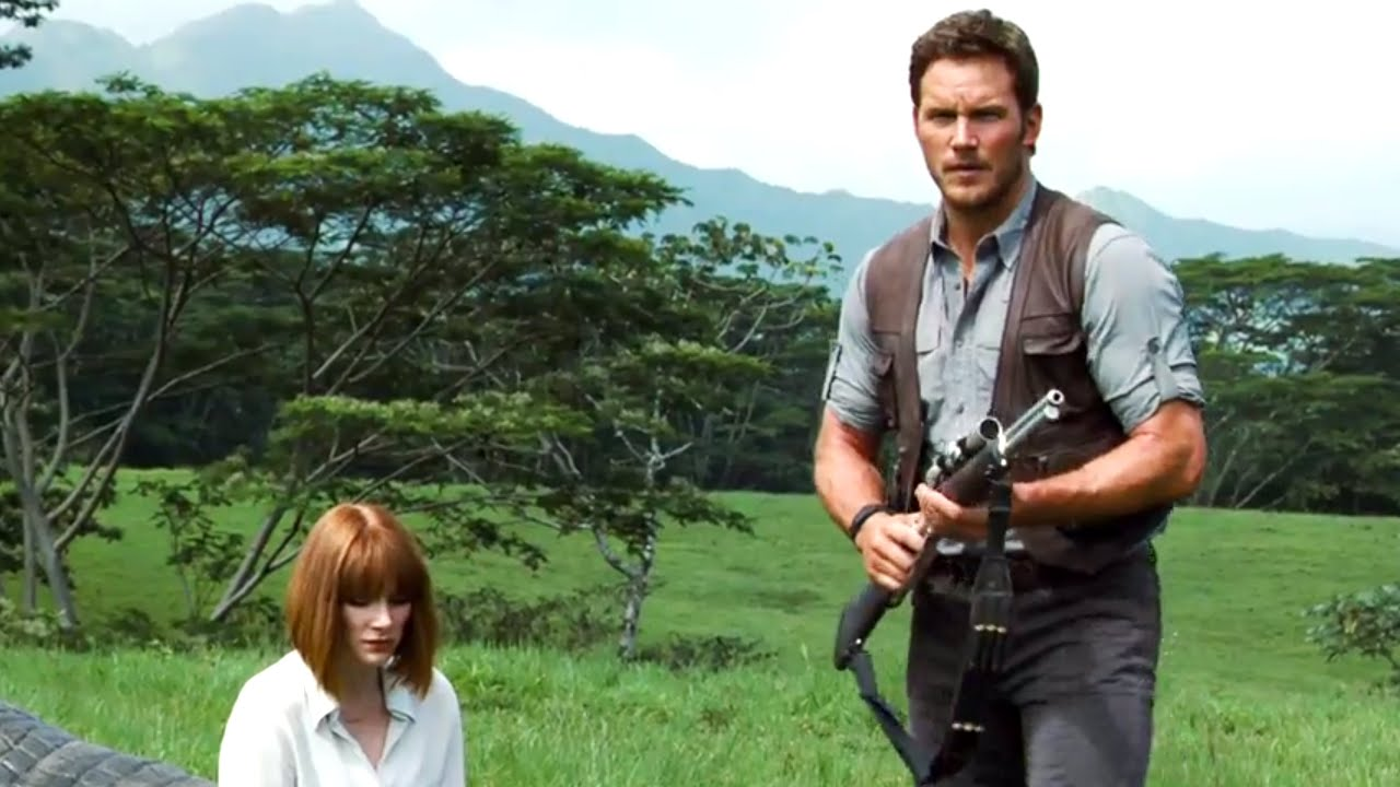 final jurassic world trailer sho Chris Pratt Confirmed For Jurassic World Sequel