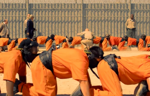 hc1 The New Human Centipede Trailer Is Here, Its Even More Disgusting Than The Last Two