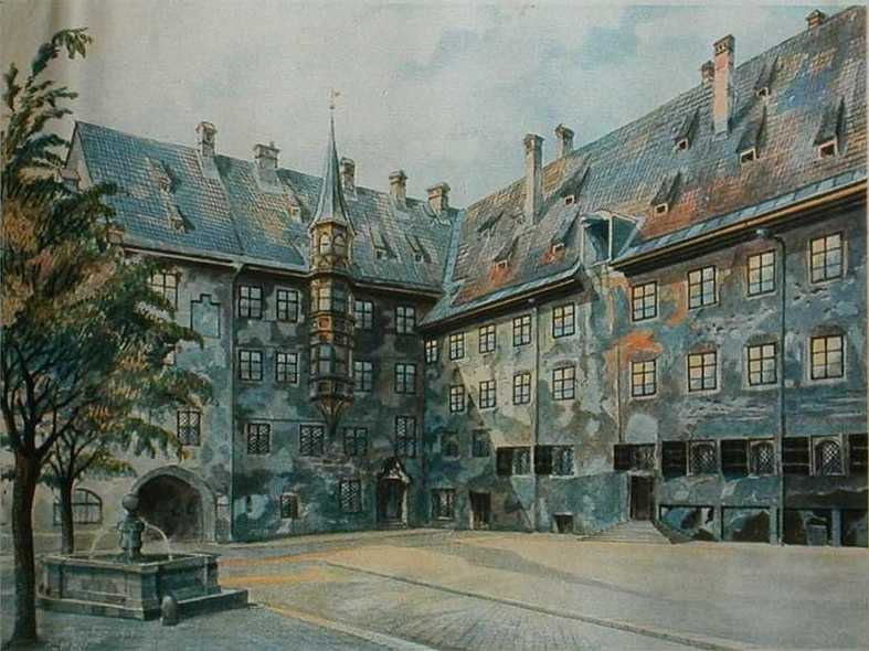 hitler art 3 14 Of Adolf Hitlers Paintings Just Sold For £285,000 At Auction