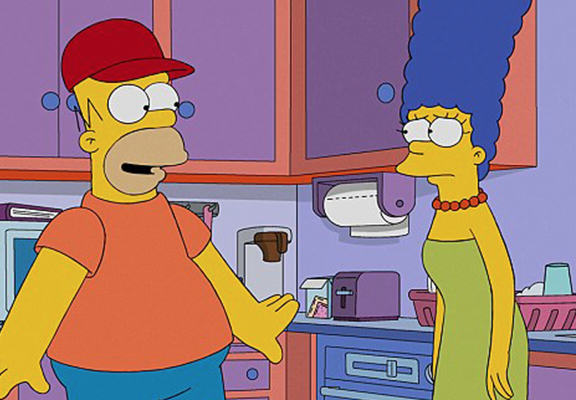 homer web Simpsons Fans Can Relax, Homer And Marge WILL Get Back Together