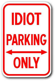 idiot One Guy Parks Like An Idiot, Gets Some Seriously Deserved Cosmic Payback