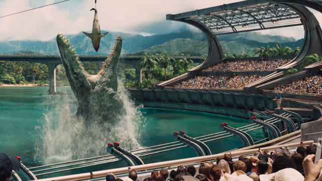 Jurassic World Just Had The Biggest Friday In Box Office History jw1
