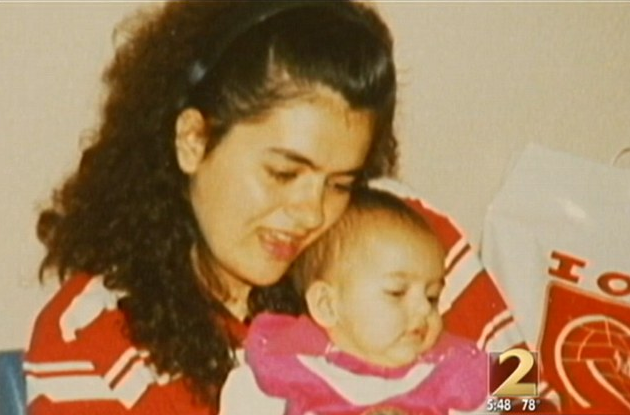 mother daughter Teen Meets The US Soldier Who Saved Her As A Baby From Saddam Hussein