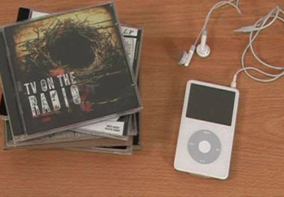 music web If Youve Copied Music From Your CD To Your iPod, You Could Be Breaking The Law