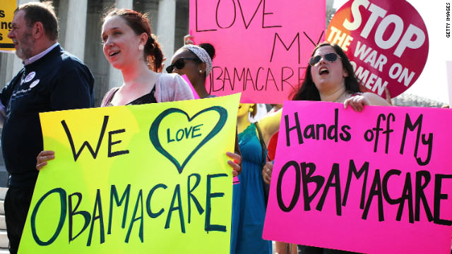 obamacare1 Obamacare Subsidies Are Upheld By Supreme Court, Massive Victory For White House
